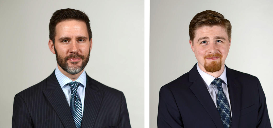 image for article Sean Hockenbery Promoted to President; Zach Pannell EVP